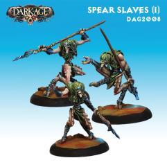Spear Slaves (Resculpt)