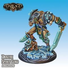 Spirit Lord Of the Ice Caste