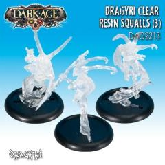 Squalls (Clear Resin)