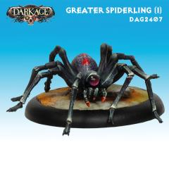 Shadow Caste Greater Spiderling