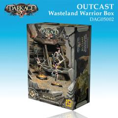 Wasteland Warriors Box