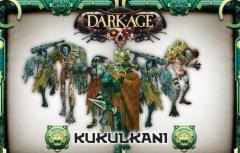 Kukulkani Warband (1st Printing)