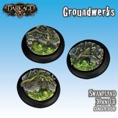 30mm Groundwerks Base Inserts - Swampland