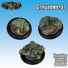 30mm Groundwerks Base Inserts - Rock Bed
