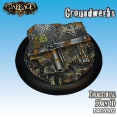 50mm Groundwerks Base Inserts - Industrial