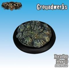 50mm Groundwerks Base Inserts - Rock Bed