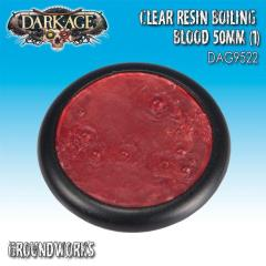 50mm Groundwerks Base Inserts - Boiling Blood