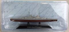German Kaiserliche Marine Battlecruiser SMS Derfflinger 1913
