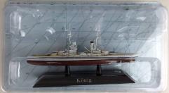 German Kaiserliche Marine Battleship SMS Koenig 1914