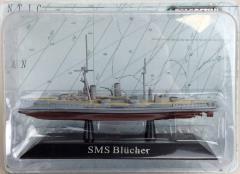 German Kaiserliche Marine Armored Cruiser SMS Bluecher1908