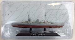 German Kaiserliche Marine battlecruiser SMS Goeben 1911