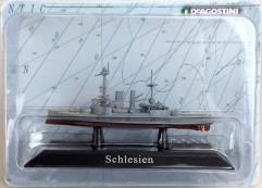 German Kaiserliche Marine Battleship SMS Schlesien 1906