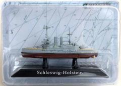 German Kaiserliche Marine Battleship SMS Schleswig-Holstein 1908