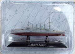 German Kaiserliche Marine Armored Cruiser SMS Scharnhorst 1907