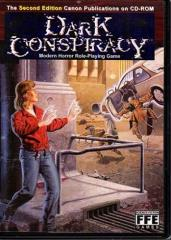 Dark Conspiracy (2nd Edition Canon)