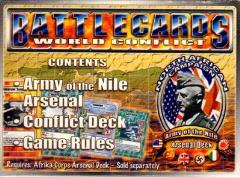 Army of the Nile Arsenal Deck