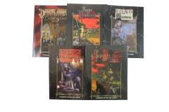 Dark Ages - Vampire Supplement Collection - 5 Books!