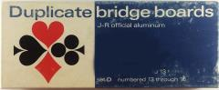 Duplicate Bridge Boards - Set D, 13-16