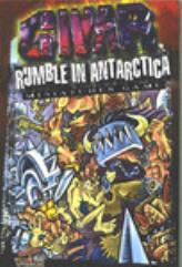GWAR - Rumble in Antarctica Rulebook