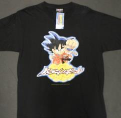 Goku Cloud T-Shirt (XXL)