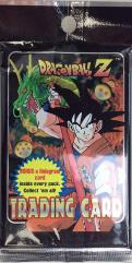 Dragonball Z Trading Cards Booster Pack Collection - 9 Booster Packs!