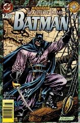 Detective Comics Featuring Batman #7