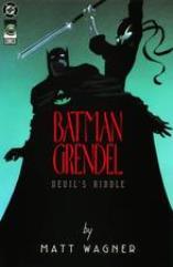 Batman/Grendel Vol. 1 - Devil's Riddle
