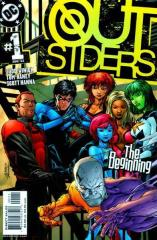 Outsiders Collection - 3 Issues!
