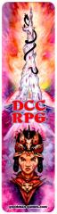 DCC RPG Worlds Tour 2016 Bookmark
