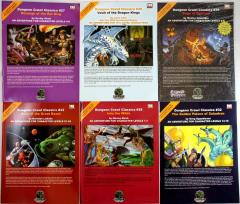 Dungeon Crawl Classics Super Pack Collection d20 #3 (DCC's #27-28, 30, and #32-34)