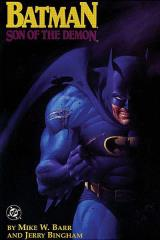 Batman - Son of the Demon Graphic Novel