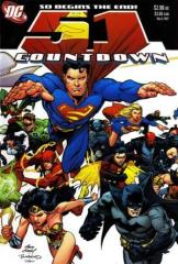 Countdown to Final Crisis Collection - 16 Issues!