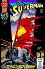 Death of Superman Collection - 9 Issues!