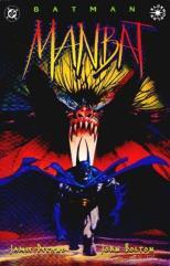 Batman - Manbat #1