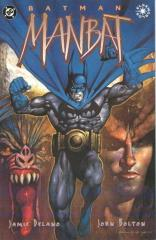Batman - Manbat #2