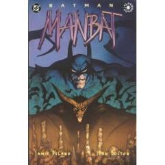 Batman - Manbat #3