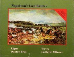Napoleon's Last Battles (1995 Edition)