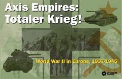 Axis Empires - Totaler Krieg!