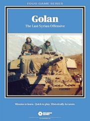 Golan - The Syrian Offensive