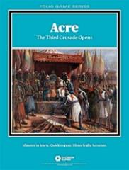 Acre - The Third Crusade Opens
