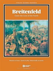 Breitenfeld - Enter the Lion of the North