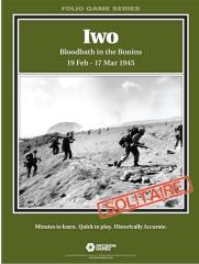 Iwo - Bloodbath in the Bonins, 19 Feb-17 Mar 1945