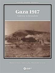Gaza 1917 - Gateway to Jerusalem