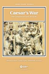 Caesar's War - The Conquest of Gaul, 58-52 BC