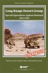 Long Range Desert Group - Special Operations Against Rommel 1941-1942