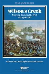 Wilson's Creek - Opening Round in the West, 10 August 1861