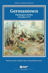 Germantown - Washington Strikes, 4 October 1777