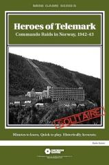 Heroes of Telemark - Commando Raids in Norway 1942-43