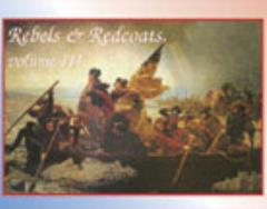 Rebels & Redcoats #1-3