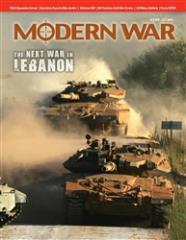 #13 w/Next War - Lebanon